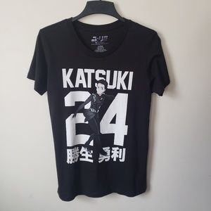 Yuri Katsuki 24 on Ice t shirt size XLarge.